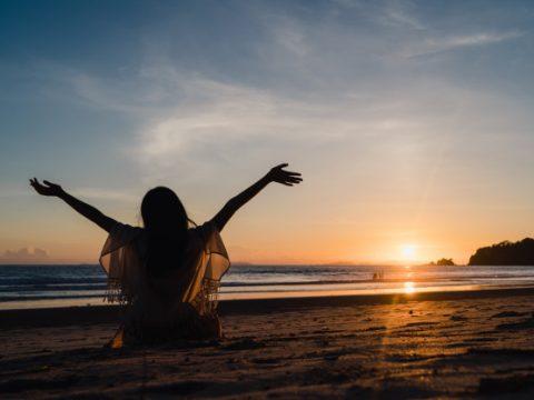 Das Geheimnis des Glücklichseins
