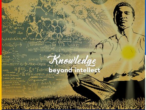 Knowledge beyond intellect EN